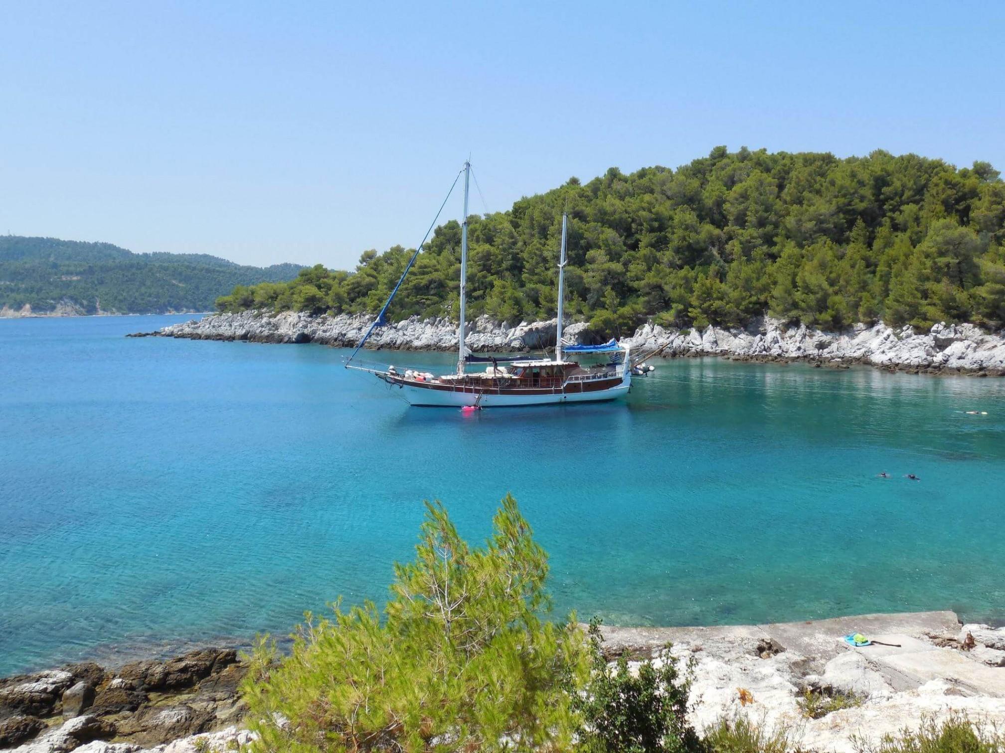 Anatolie 10+3 pax en Grecia