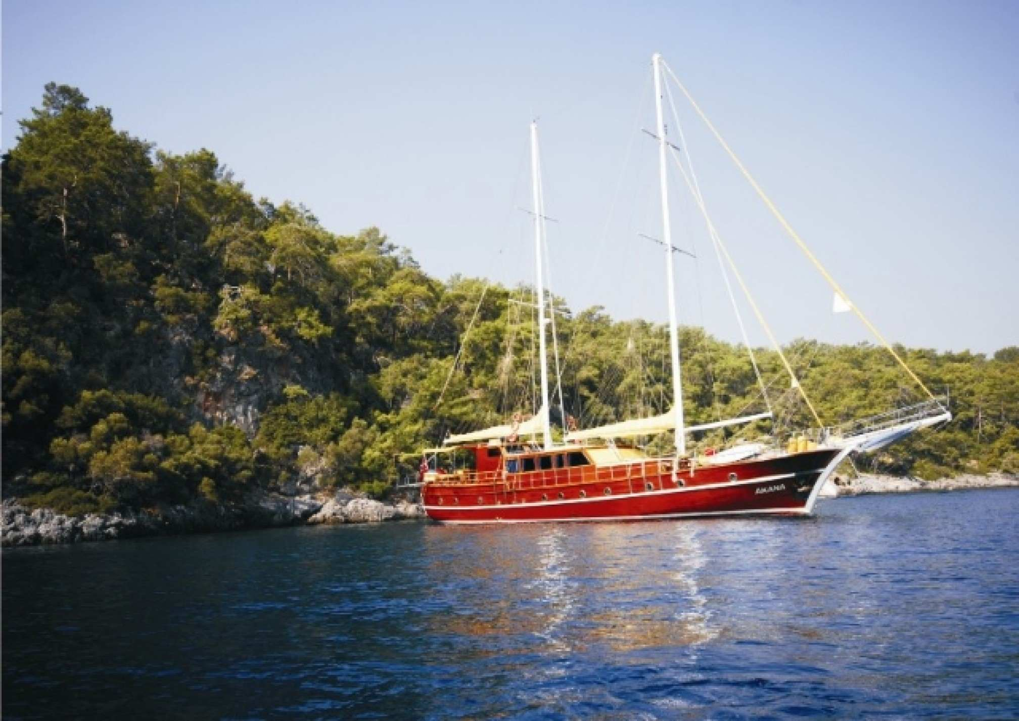 Akana 14 pax en Grecia, Turquía