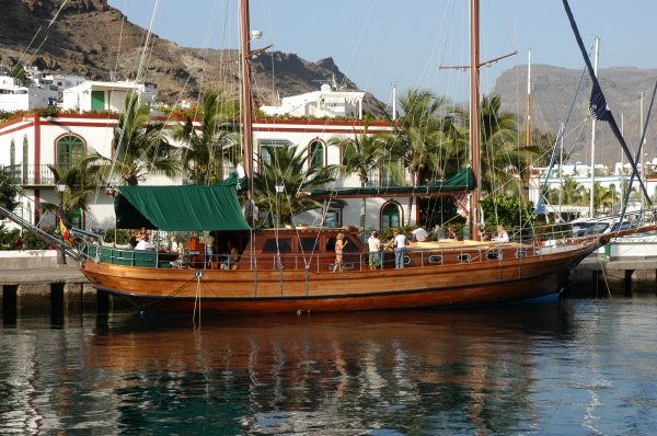 Aphrodite 45 pax (day charter) in Spain