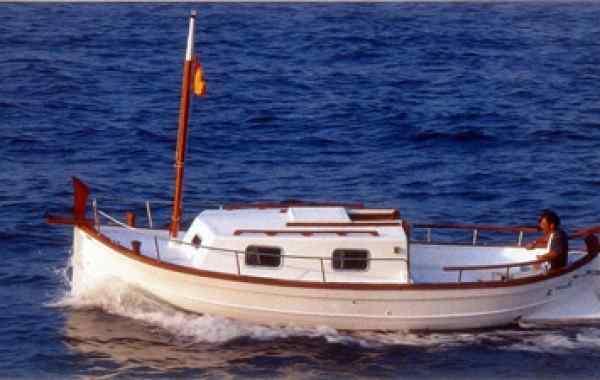 Menorquin 36 - Correcaminos en España