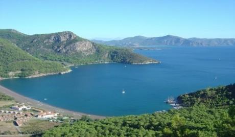 Marmaris-Fethiye-Marmaris (7 días - 125 mn)