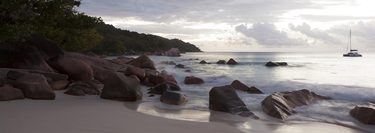 Location de bateau en Seychelles