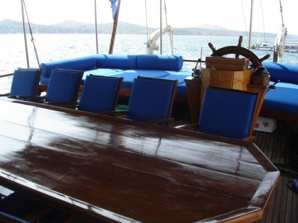 Kadena Luxury 12 pax - Gulet charter in Croatia