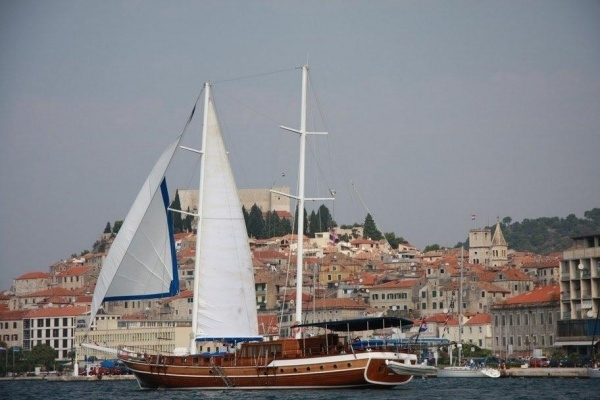 Kadena Luxury 12 pax - Gulet cruise in Croatia