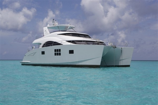 Sunreef power 60 'FOREVER'