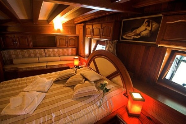 Nostra Vita Luxury 10 pax - Luxury gulet charter