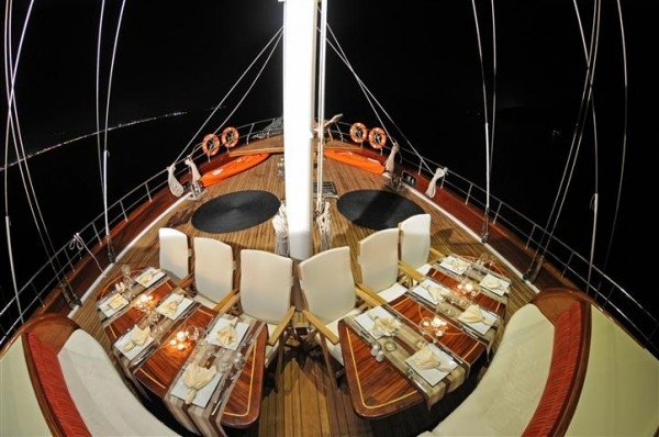 Cesme Prensesi 10 pax - Gulet charter with crew