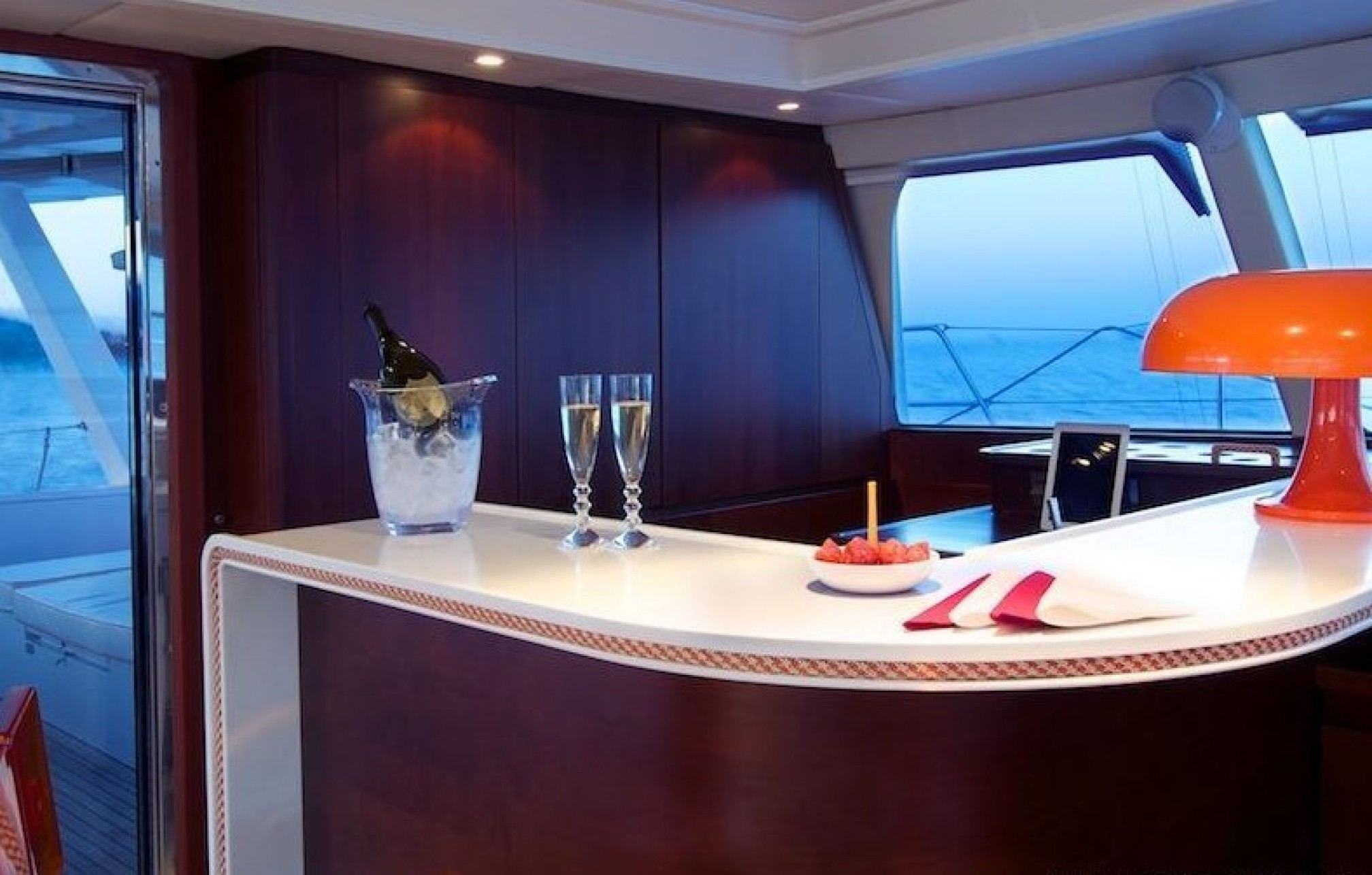MAITA'I Luxury Catamaran Bar