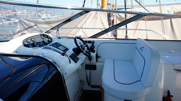 Wheel Sunseeker Camargue 47 Ibiza