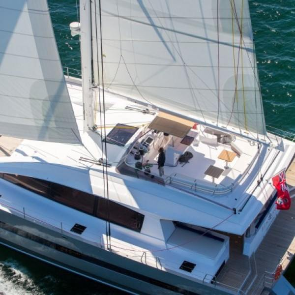 Luxury yacht Wind Quest - San Martin