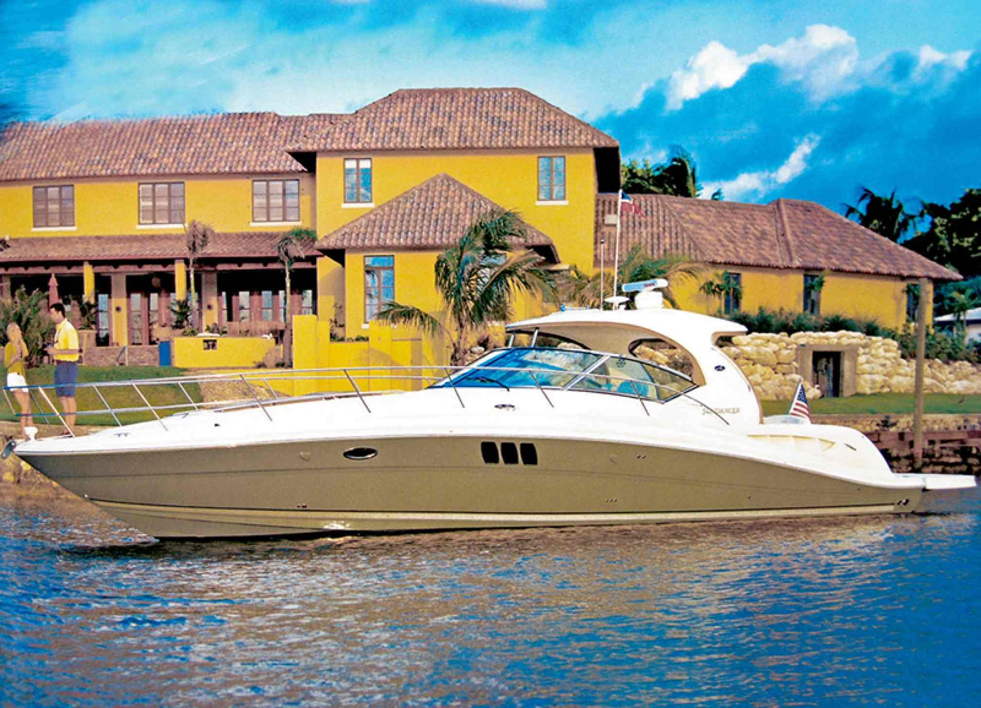 "Sea Ray 455 ""GANDALF"""