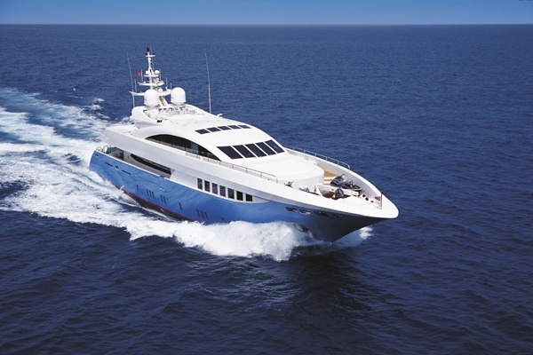 M/Y Panther 2 - Megayacht bareboat charter