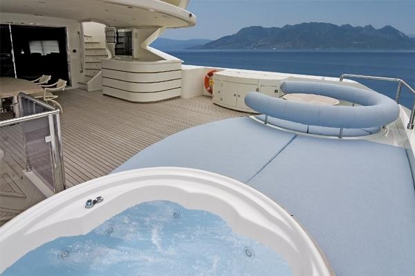 M/Y Panther 2 -  Megayacht bareboat charter