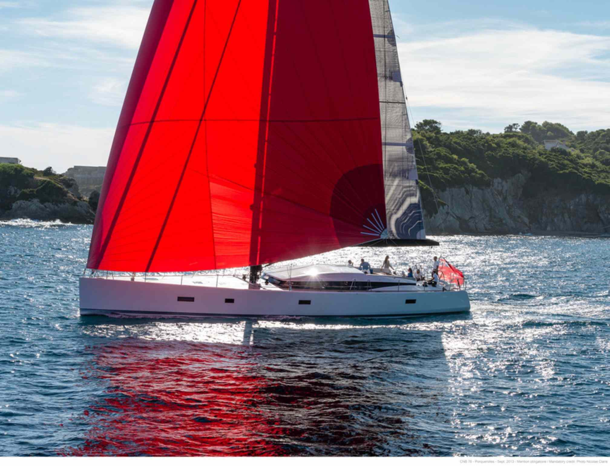 Leo Luxury Sailboat Sailing