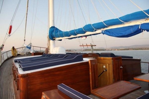 Perla Luxury 14 pax - Gulet charter in Croatia