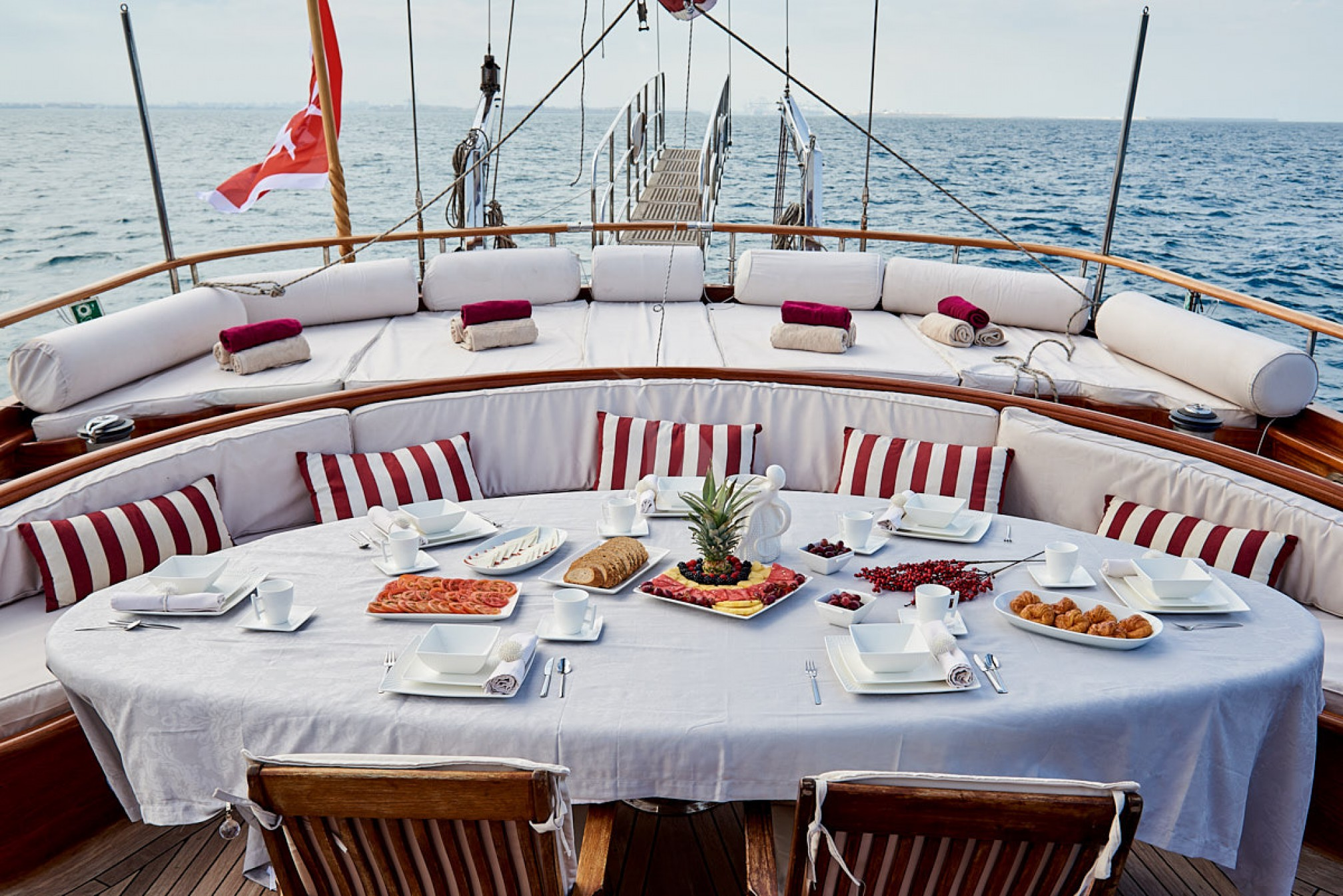 Queen of Karia Luxury - Gulet cruise in Turkey