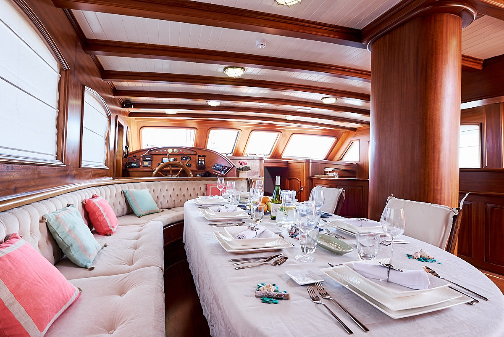 Queen of Karia Luxury - Gulet charter