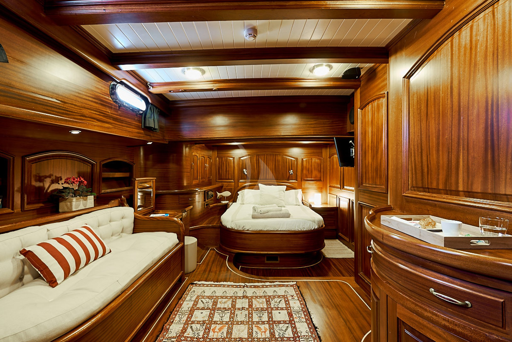 Queen of Karia Luxury - Gulet charter in Turkey