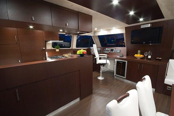 Turete Sunreef 62 - Catamaran rental in Denia
