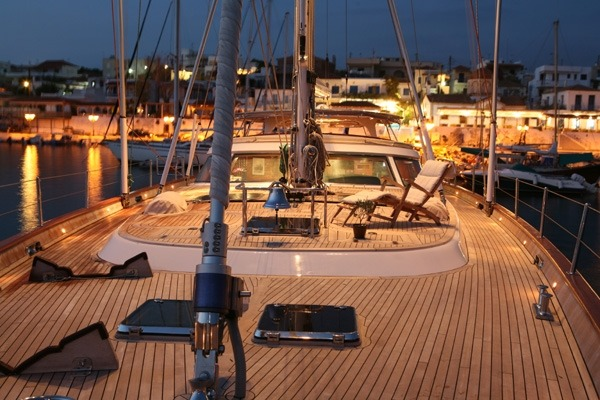 S/Y GITANA - grecia - Sailboat charter with skipper