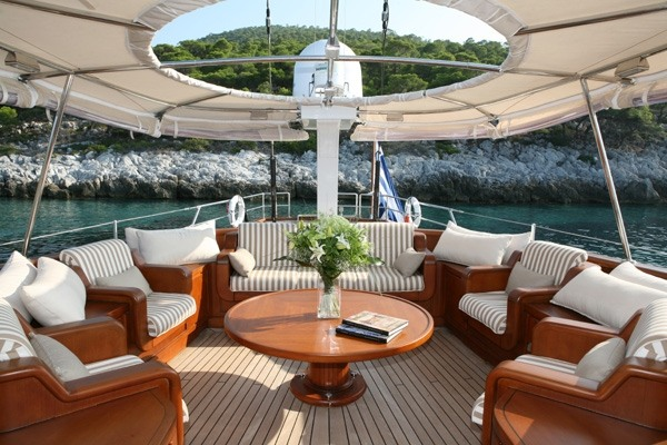 S/Y GITANA - grecia - Luxury Sailboat charter