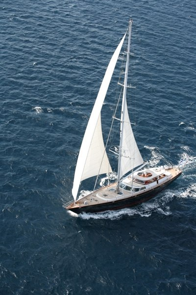 S/Y GITANA - grecia - Sailboat holidays