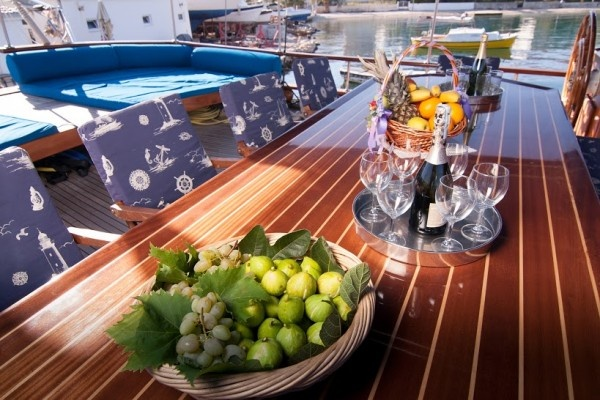 Andi Star Luxury 10/14 pax - Gulet charter in Croatia