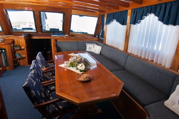 Andi Star Luxury 10/14 pax - Gulet charter with crew