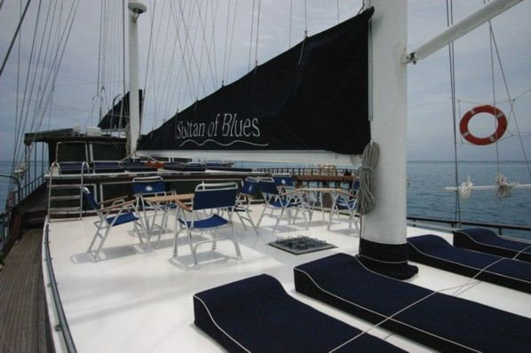 Sultan of Blues 16 pax - Gulet charter with crew