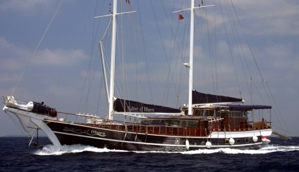 Sultan of Blues 16 pax -  Luxury gulet charter