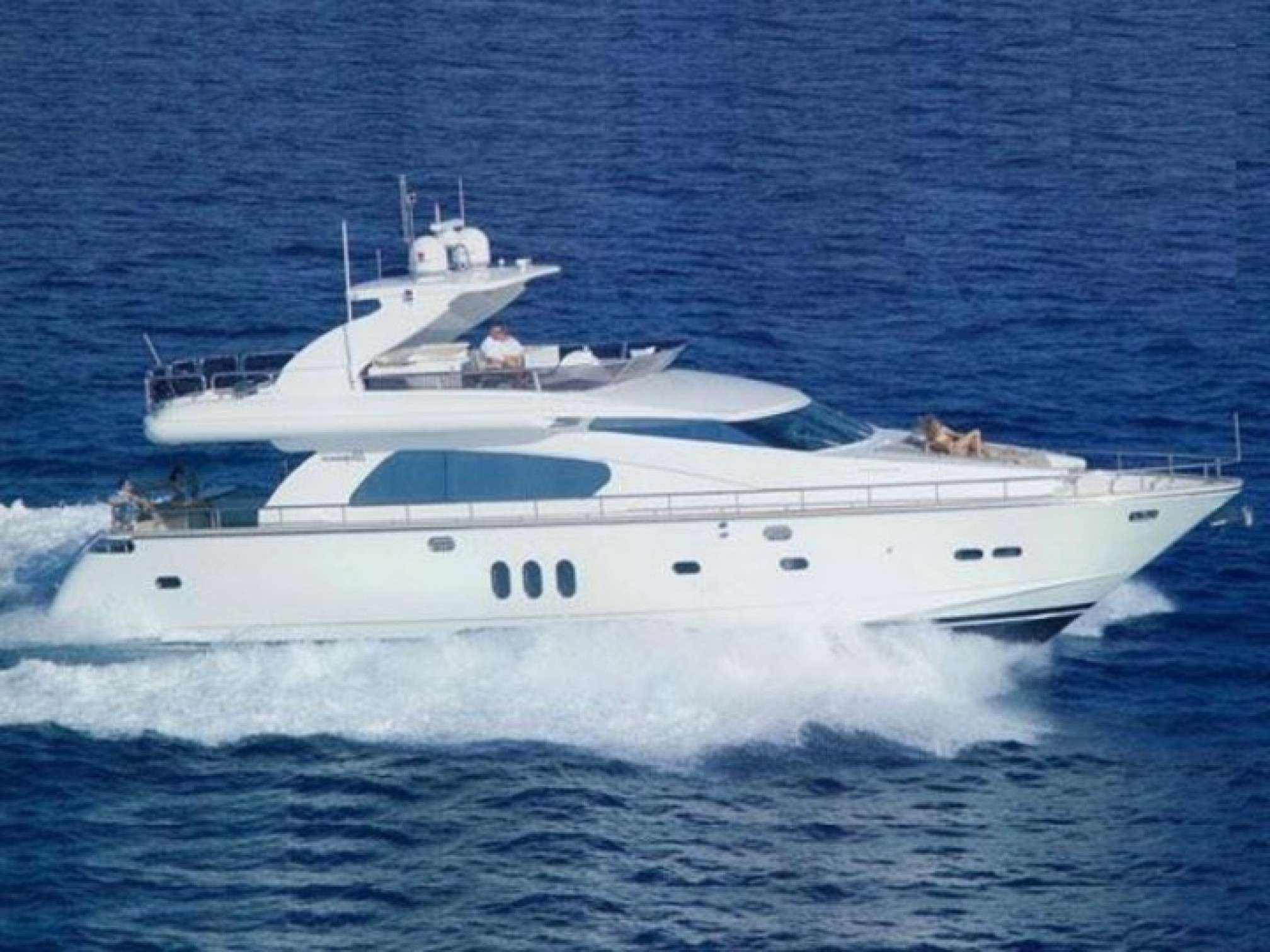 Elegance 70 yacht charter sailing