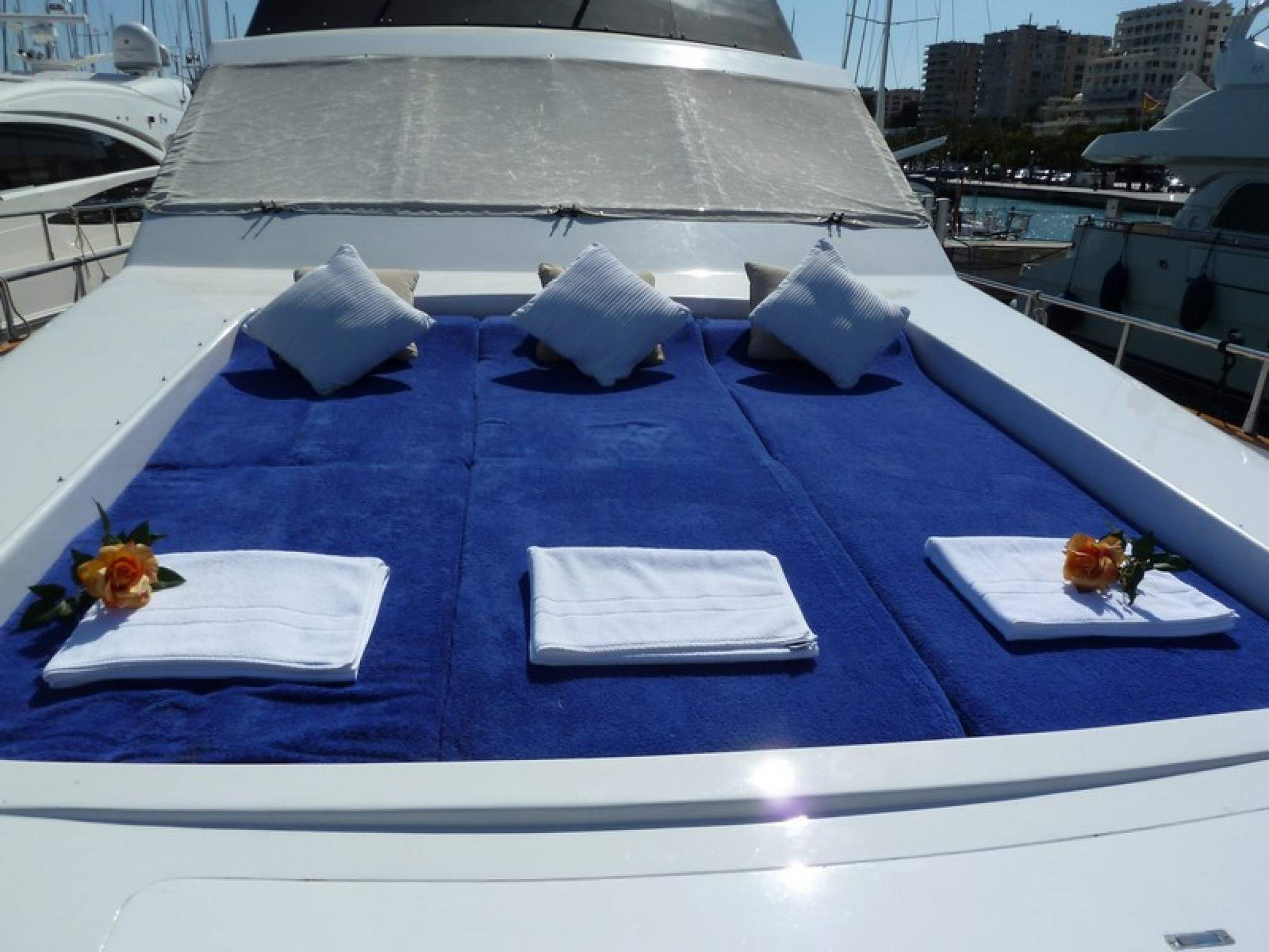 Eser Yat Kotra Yap yacht charter outdoors