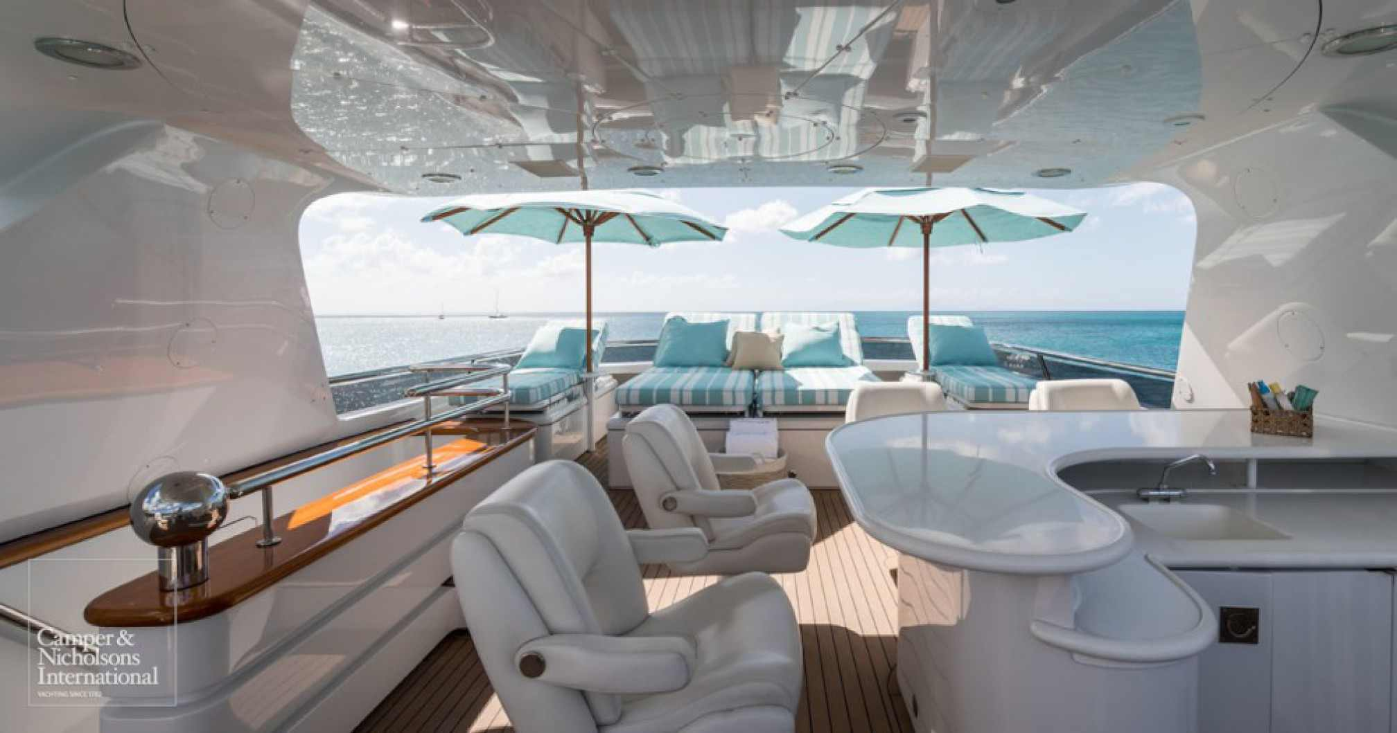 Touch yacht charter outdoors
