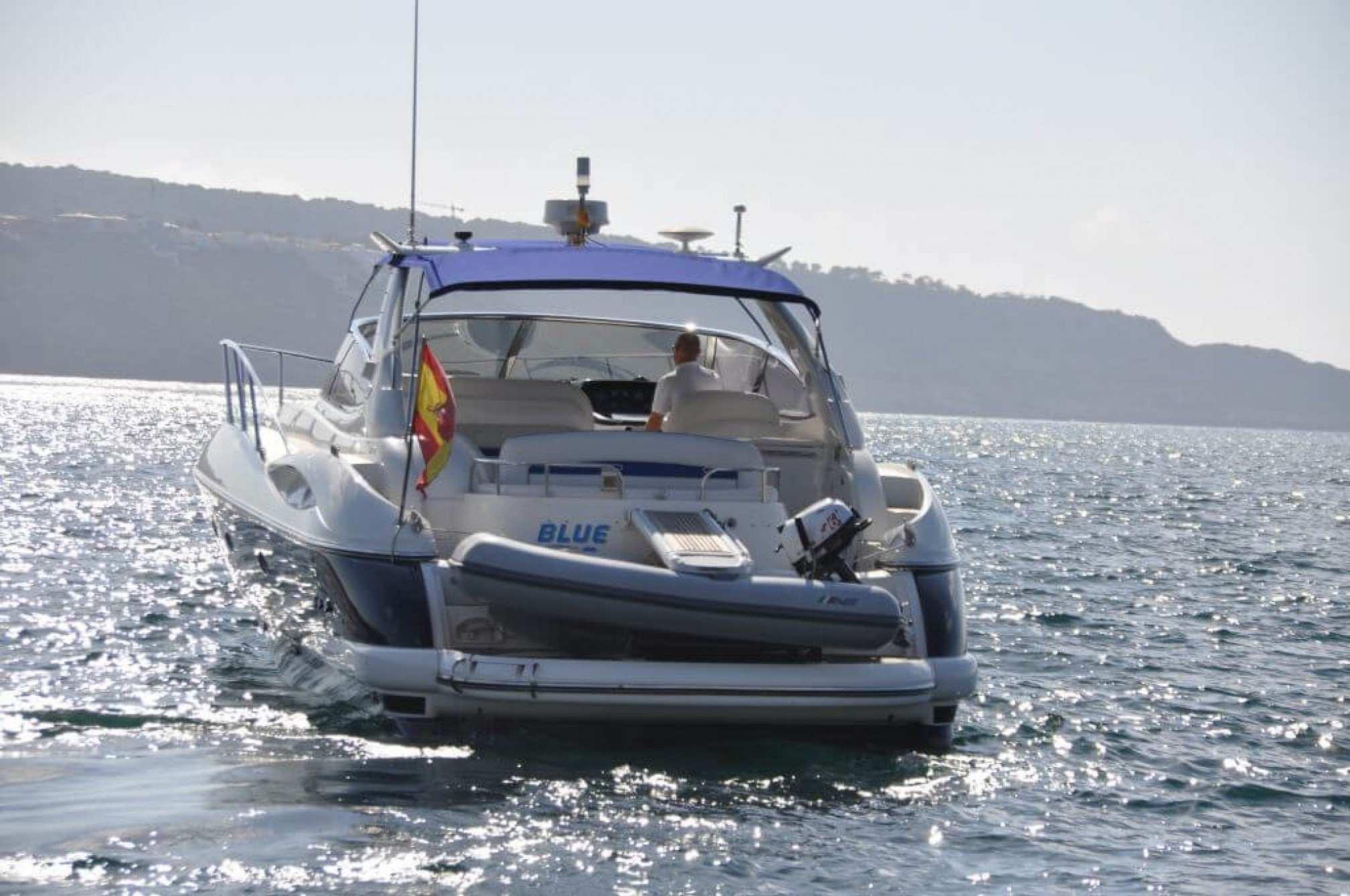 Sunseeker Camargue 44 yacht charter sailing
