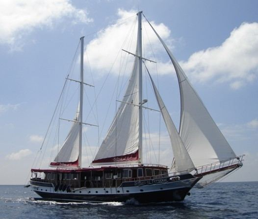 Sultans of Fervour 16 pax - Gulet charter with skipper