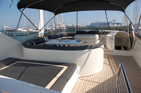 Princess 23 - palma de mallorca - Yacht charter with skipper