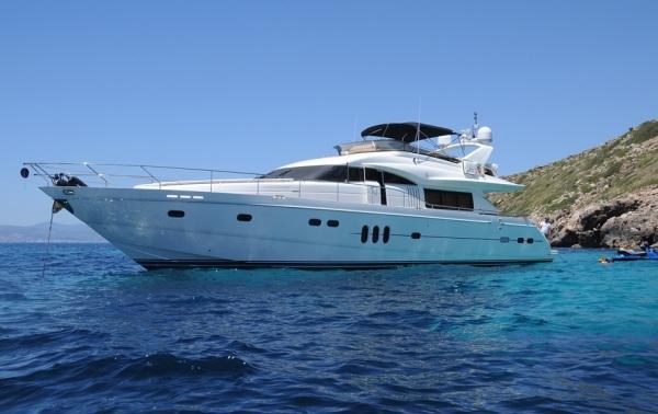 Princess 23 - palma de mallorca - Yacht charter in Spain