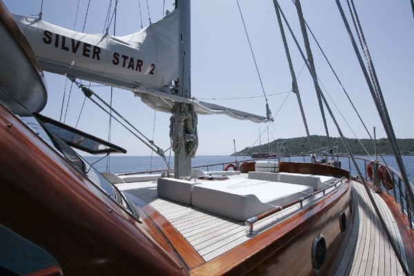 Silver Star 8 pax -  Gulet charter with skipper