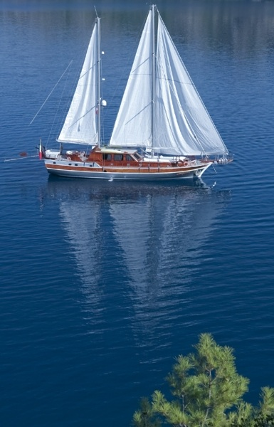 Silver Star 8 pax - Gulet charter with crew