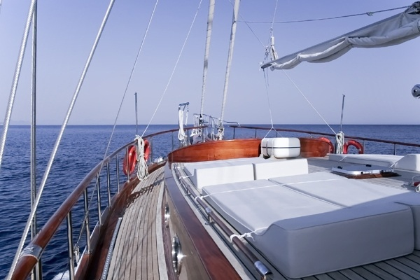 Silver Star 8 pax - Gulet charter in Italy