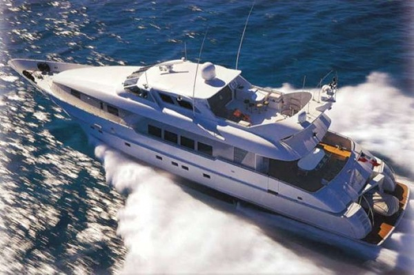 M/Y AA Absolute - Megayacht charter with skipper
