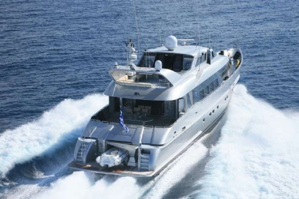 M/Y AA Absolute - Megayacht bareboat charter