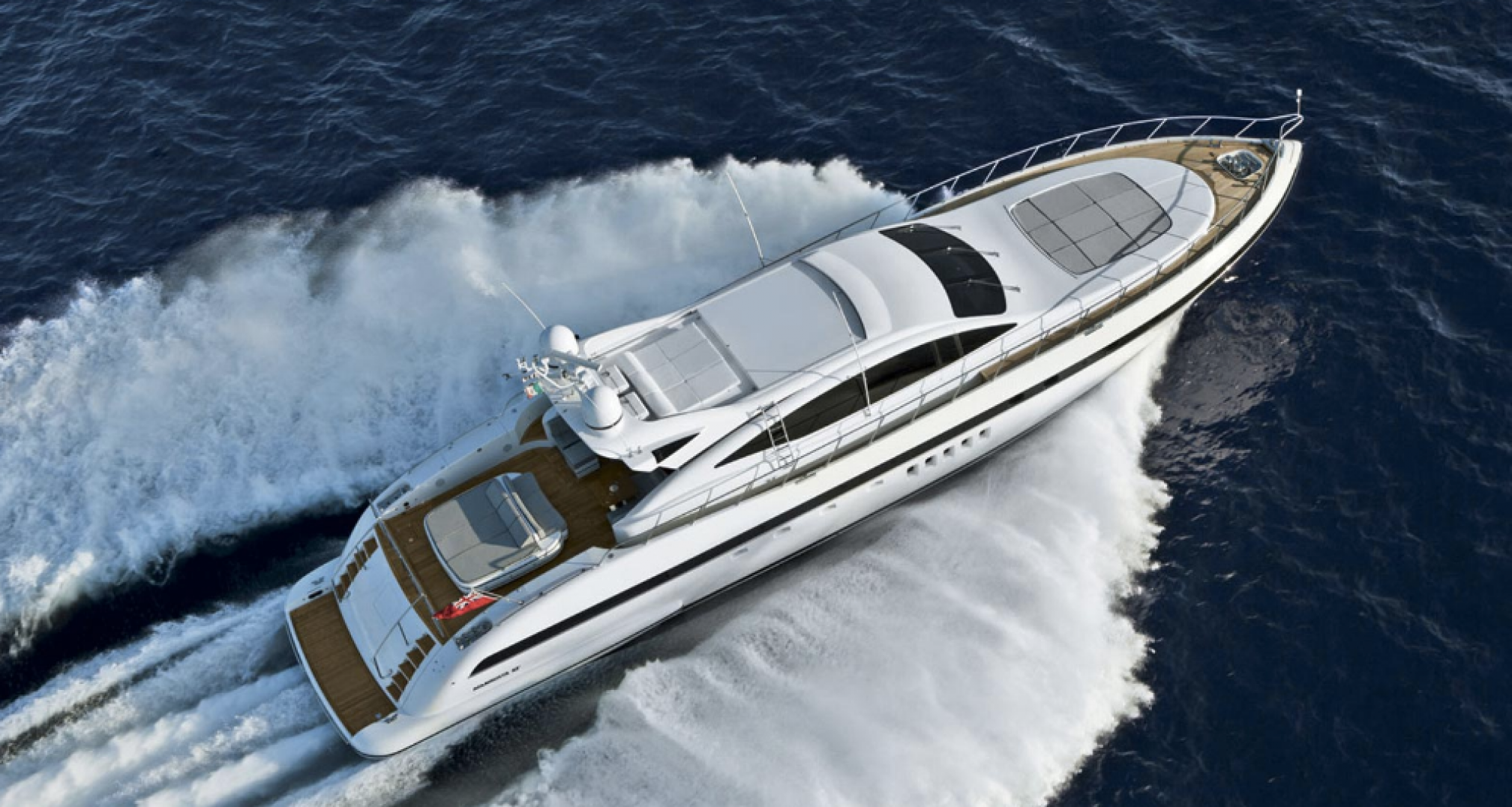 Rental yacht LUX ONE sailing