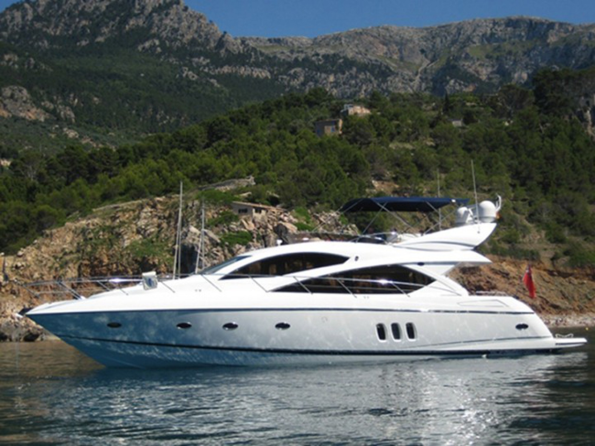 "Sunseeker Manhattan 60 ""Ruckspin"""