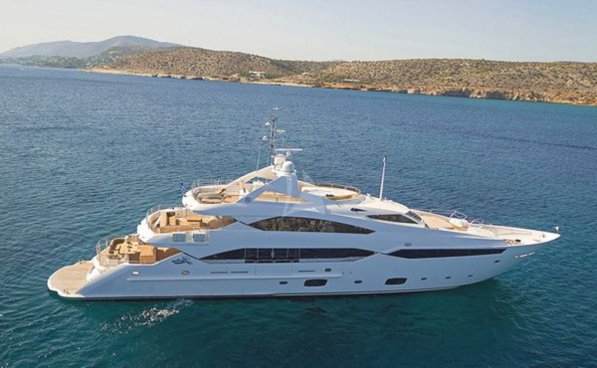 "Sunseeker 131 ""PATHOS"" 12pax"
