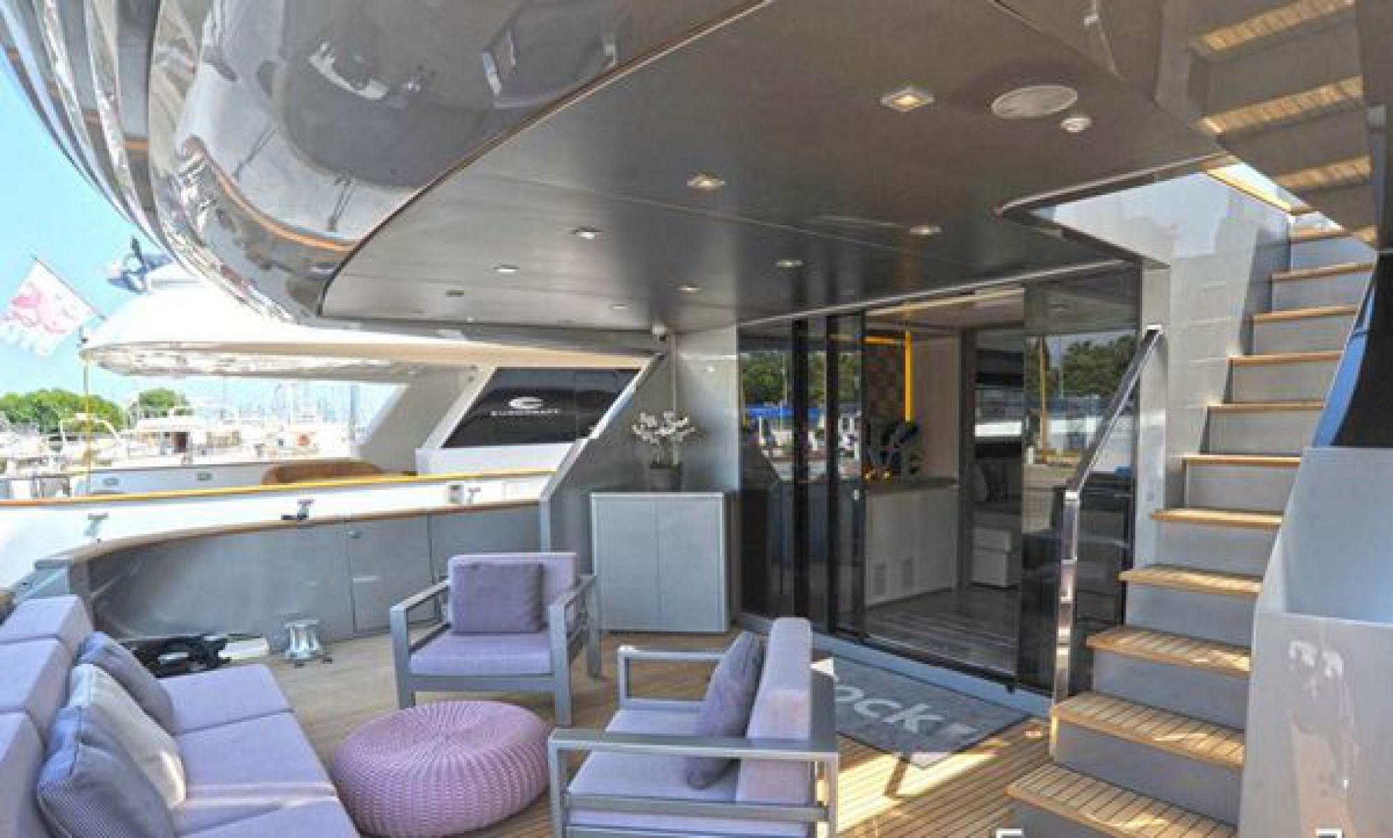 Rental yacht iRock outdoors
