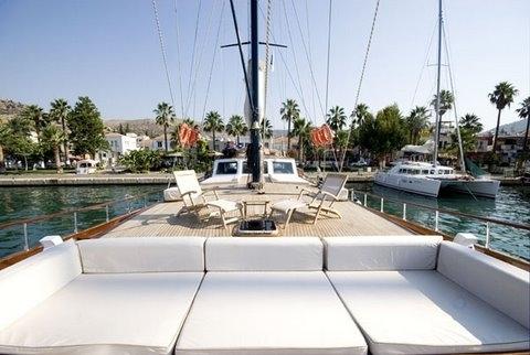 Papa JOE 10 pax - Blue cruise in Turkey
