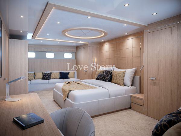 Love Story cabin