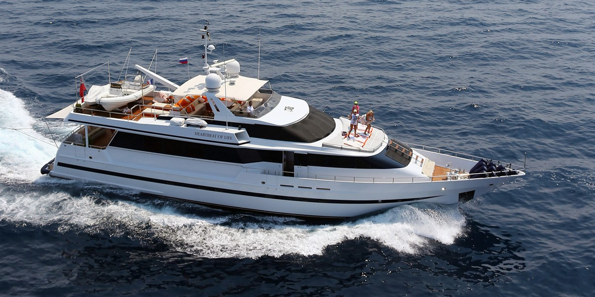 Hessen Yacht Heartbeat of Life (4 cab)
