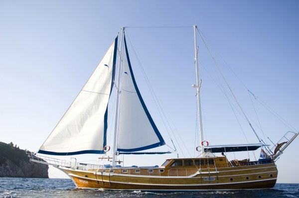 Andjeo 10 Pax - Gulet charter with skipper